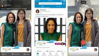 LinkedIn video içeriklerine etiket ve metin ekleme özelliklerini de test ettiğini açıklamıştı.